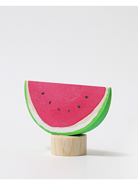 Grimm's Decorative Figure - Watermelon