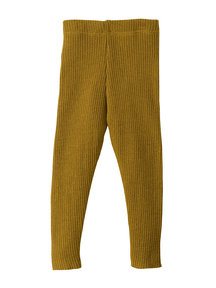 Disana Leggings Organic Wool - Gold