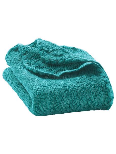Disana Baby Blanket Wool - Lagoon