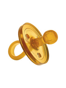 Goldi Natural Rubber Soother/Pacifier Natural Shape