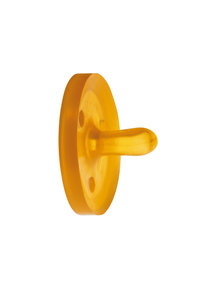Goldi Natural Rubber Soother/Pacifier Oval XS