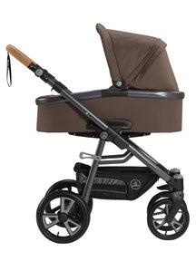 Naturkind Baby Stroller Lux - Walnuss