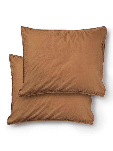 Midnatt Pillow Cover - Dromedary (2 pcs)