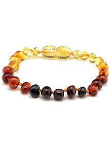 Amber Amber Kids Bracelet 16,5 cm - Rainbow