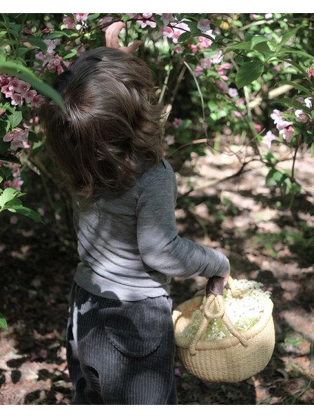 Fair Trade Handwoven Basket ø 15-20cm