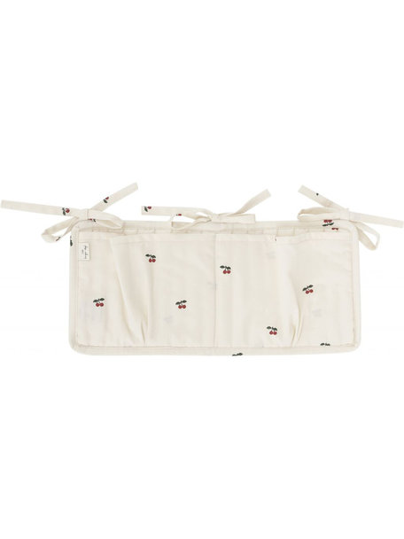 Konges Sløjd Quilted Bed Bags - Cherry Blush