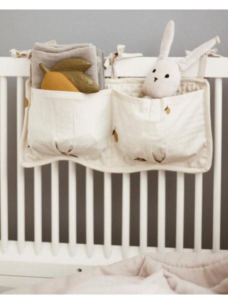 Konges Sløjd Quilted Bed Bags - Flowerfield