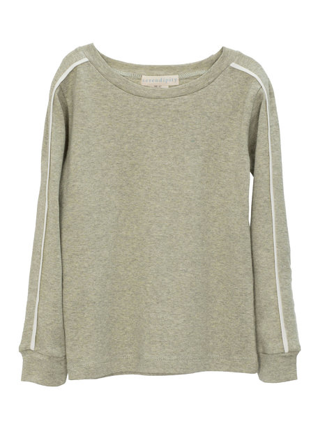 Serendipity Long sleeve - sage