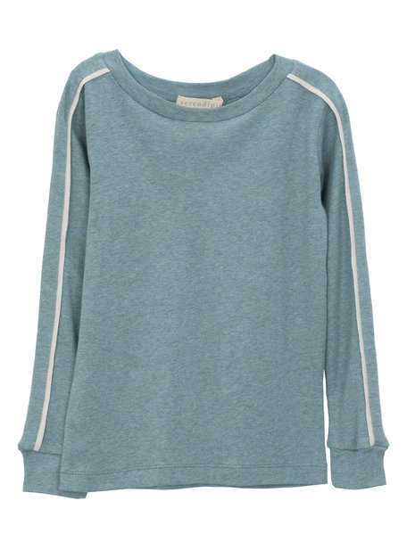 Serendipity Long sleeve - blue