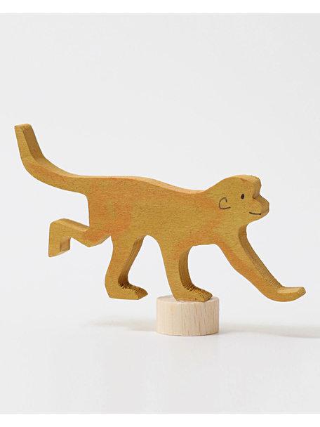 Grimm's Decorative Figure toadstool - monkey