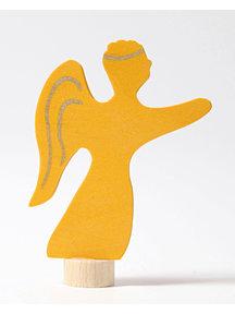Grimm's Decorative Figure toadstool - angel