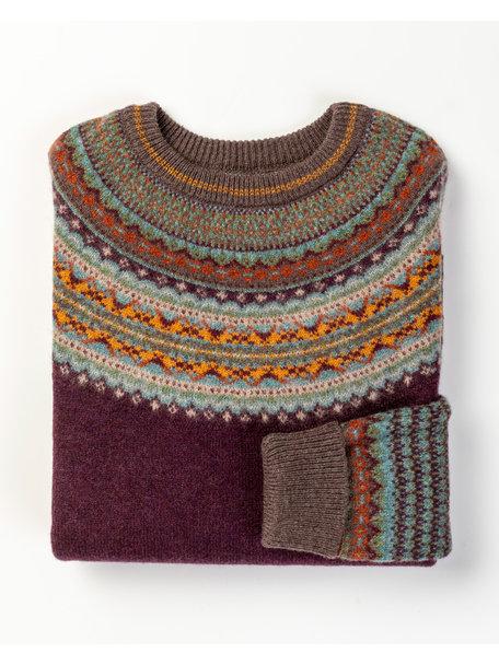 Eribé Fair-isle sweater - Beech