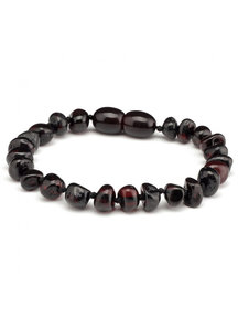 Amber Amber Ladies Bracelet 19 cm - Cherry