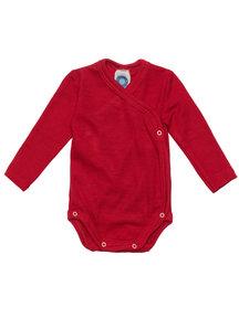 Cosilana Baby Wrap Body Wool/Silk - Red