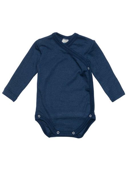 Cosilana Baby Wrap Body Wool/Silk - Navy