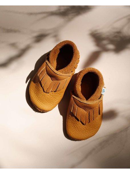 Pantolinos Baby Moccasins - Indian Summer