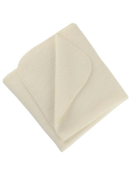 Engel Natur Baby Blanket Wool Fleece - Natural