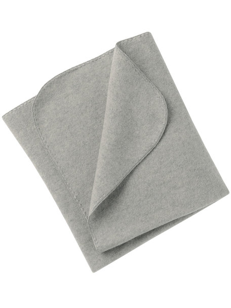 Engel Natur Baby Blanket Wool Fleece - Woodrose