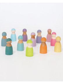 Grimm's Rainbow Friends Pastel