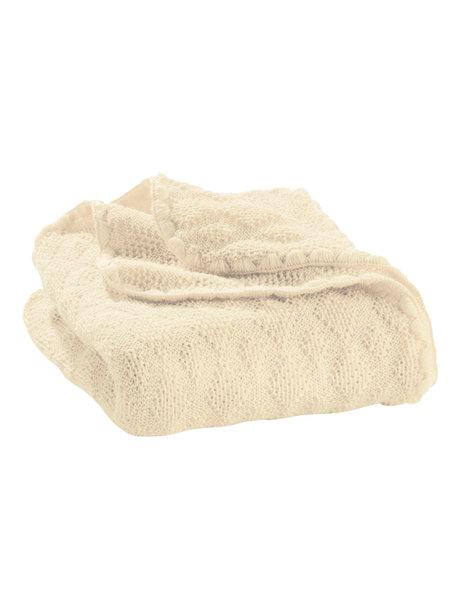 Disana Baby Blanket Wool - Natural