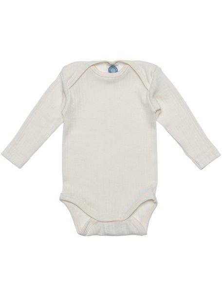 Cosilana Baby Body Wool/Silk/Cotton - Natural