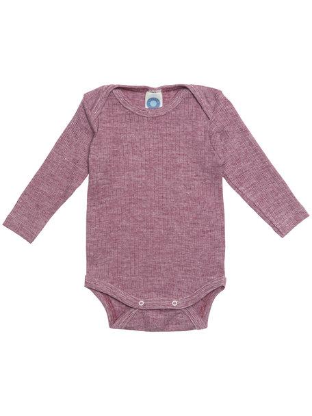 Cosilana Baby Body Wool/Silk/Cotton - Burgundy