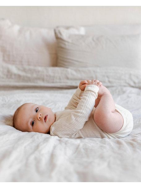 Cosilana Baby Body Wool/Silk/Cotton - Grey