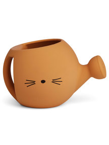 Liewood Silicone Lyon watering can - mustard