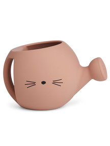 Liewood Silicone Lyon watering can - dark roze