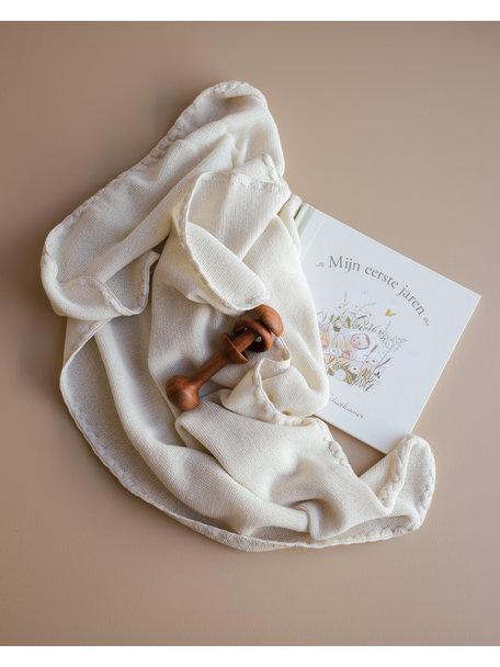Disana Summer baby blanket - natural