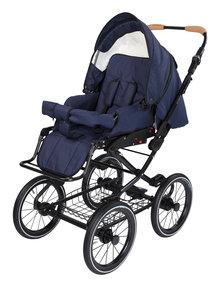Naturkind Baby stroller Vita dark blue - seat unit