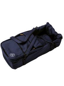 Naturkind Baby stroller Vita dark blue - seat unit including carry cot