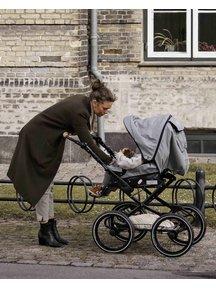 Naturkind Baby stroller Vita mottled grey - seat unit