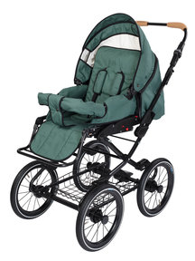 Naturkind Baby stroller Vita sage - seat unit