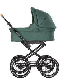 Naturkind Baby stroller Vita sage - seat unit including baby basket