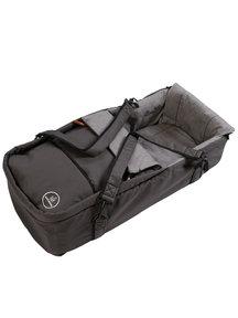 Naturkind Baby stroller Vita mottled/slate grey - seat unit including carry cot