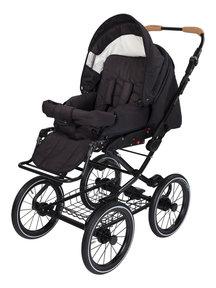 Naturkind Baby stroller Vita black - seat unit