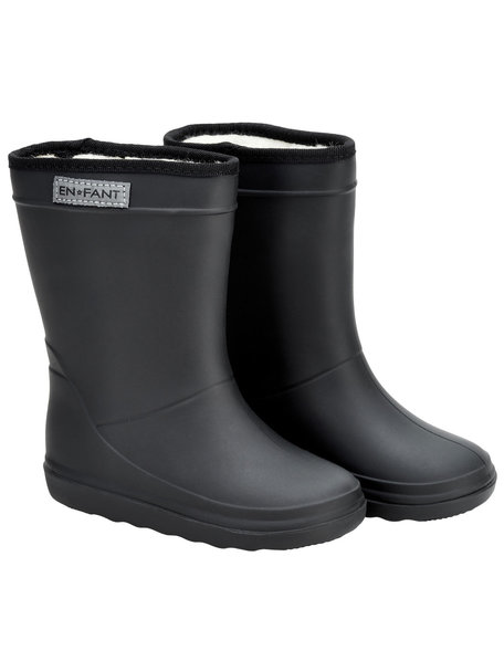 EnFant Thermoboots adults - black