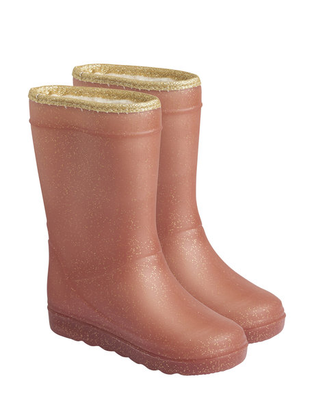 EnFant Thermoboots - glitter rose
