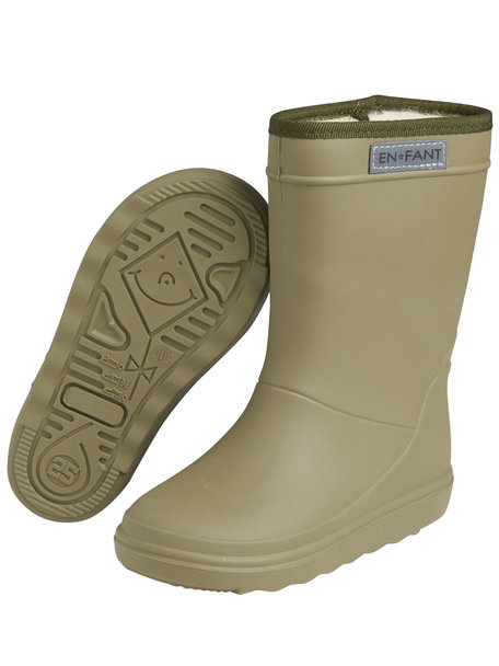 EnFant Thermoboots adults - olive