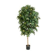 Mandarijn kunstplant