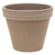 Grigio Terracotta Bloempot 27