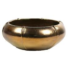 Emperor pot goud schaal