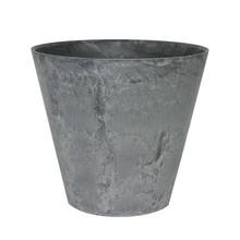 Artstone Claire pot Ø 22cm grijs