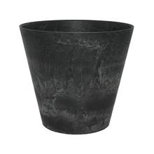 Artstone Claire pot Ø 43cm zwart