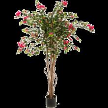 Bouganvillea Nitida Fuchsia kunstplant