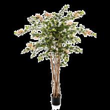 Bouganvillea Nitida Roze kunstplant
