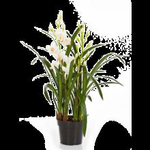 Cymbidium Orchid kunstplant
