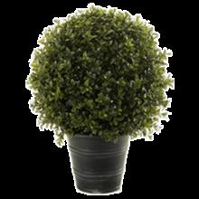 Boxwood ball S kunstplant