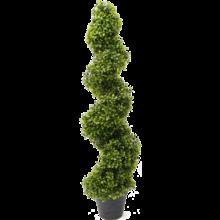 Boxwood Spiral kunstplant